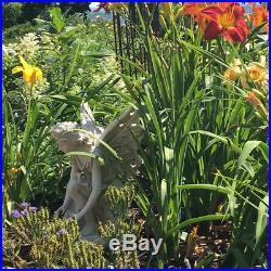 17 FAIRY SCULPTURE STATUE Art Outdoor Indoor Garden Yard Decor Collectible Gift