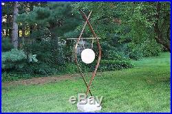 High Quality Art  Large Metal Outdoor Lawn/yard/garden Sculpture 8ft Tall