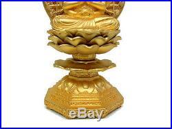 Buddhism Metal Sculpture SENJU KAN-NON 1000 Armed