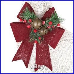 Deer Doe Sleigh 160-Light Christmas Yard Decoration 60 in. Pre-Lit Plug In 8 ft