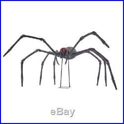 Holiday 9 ft. Gargantuan Spider Halloween Yard Decoration Indoor Outdoor