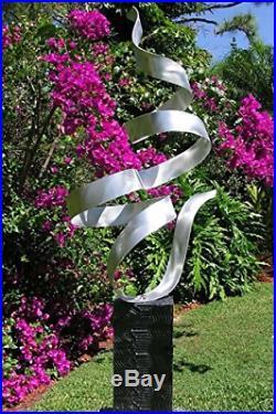 Statements2000 48 Abstract Indoor-Outdoor Garden Decor, Metal Yard Sculpture by