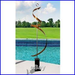 Statements2000 Large Modern Metal Sculpture Garden Yard Art Decor by Jon Allen
