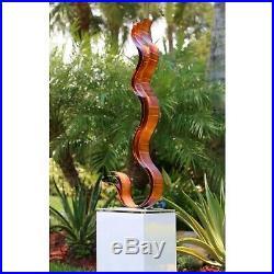 Statements2000 Metal Garden Sculpture Yard Art Indoor Outdoor Decor by Jon Allen