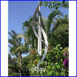 Statements2000 Metal Sculpture Abstract Silver Indoor Outdoor Yard Art Jon Allen