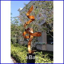 Statements2000 Metal Sculpture Copper Indoor Outdoor Yard Art Decor by Jon Allen