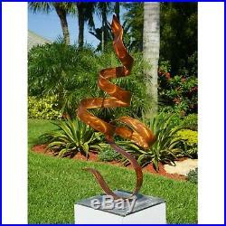 Statements2000 Modern Metal Garden Sculpture Yard Art Abstract Decor Jon Allen