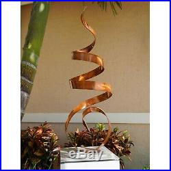 Statements2000 Modern Metal Sculpture Yard Art Indoor Outdoor Decor by Jon Allen